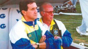 Carlos Alberto Parreira and Mario Zagallo. Image Courtesy: ebiografia